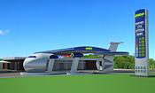 АЗК «Самолет»