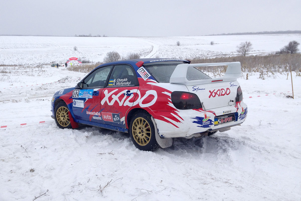 Сезон в автоспорте в Украине стартовал