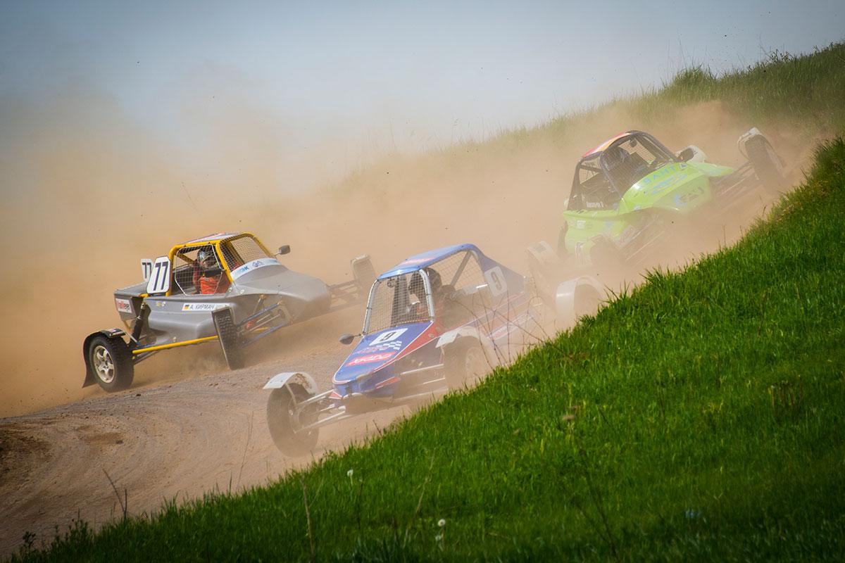 Открытие сезона 2015 в автокроссе – гонка «XADO Максимум»